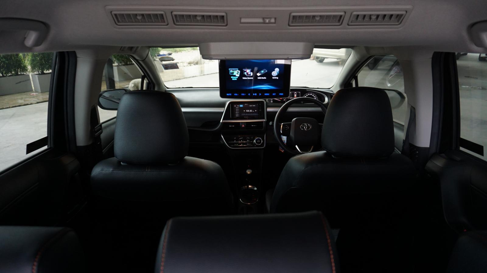 ขายรถ สภาพป้ายแดง เหมือนออกเมื่อวาน 2018 Toyota Sienta 1.5 (ปี 16-20) V Wagon AT