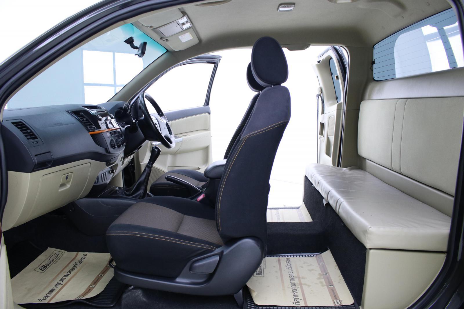 1N-156  ขายรถ TOYOTA VIGO CHAMP (ปี11-15) 2.5 [E] TRD Sportivo SMART CAB