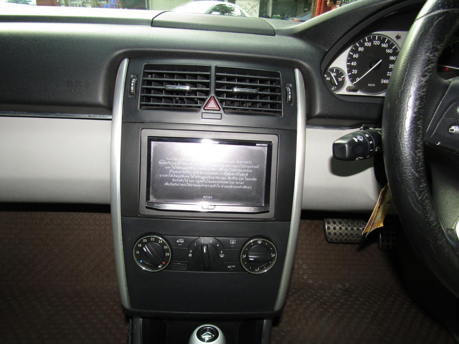 ขายรถเก๋ง 5 ประตู Mercedes-Benz B180 CDI Sport ปี 2006