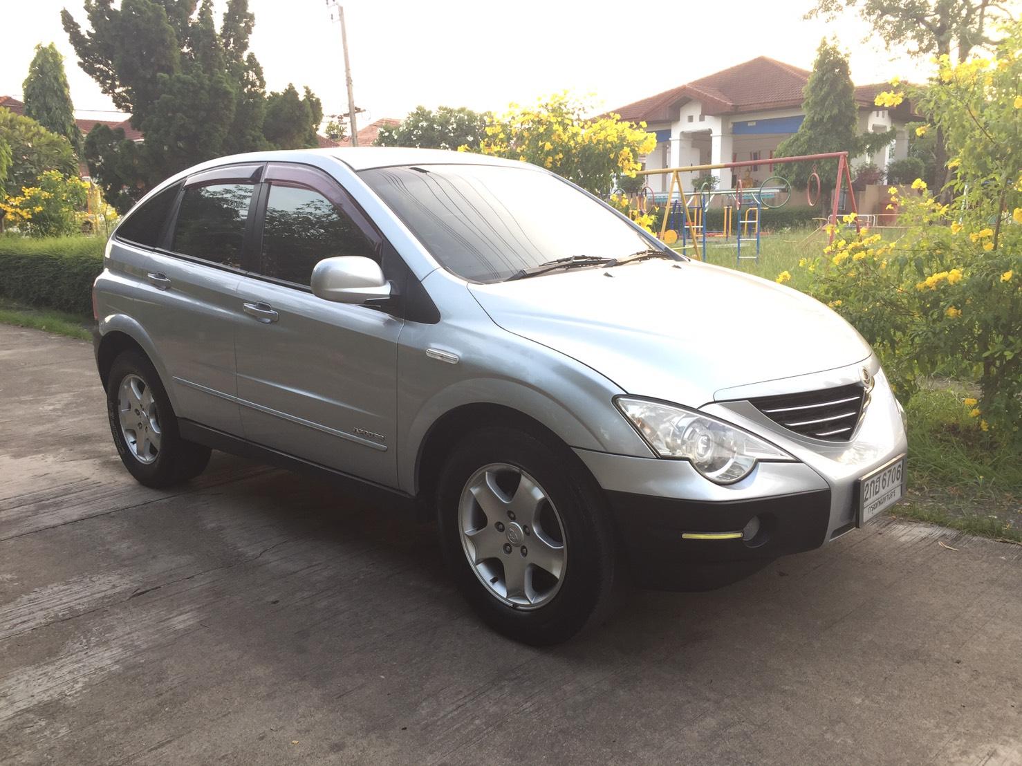 ขายรถ Ssangyong Actyon 2.0 Standard 2007 SUV