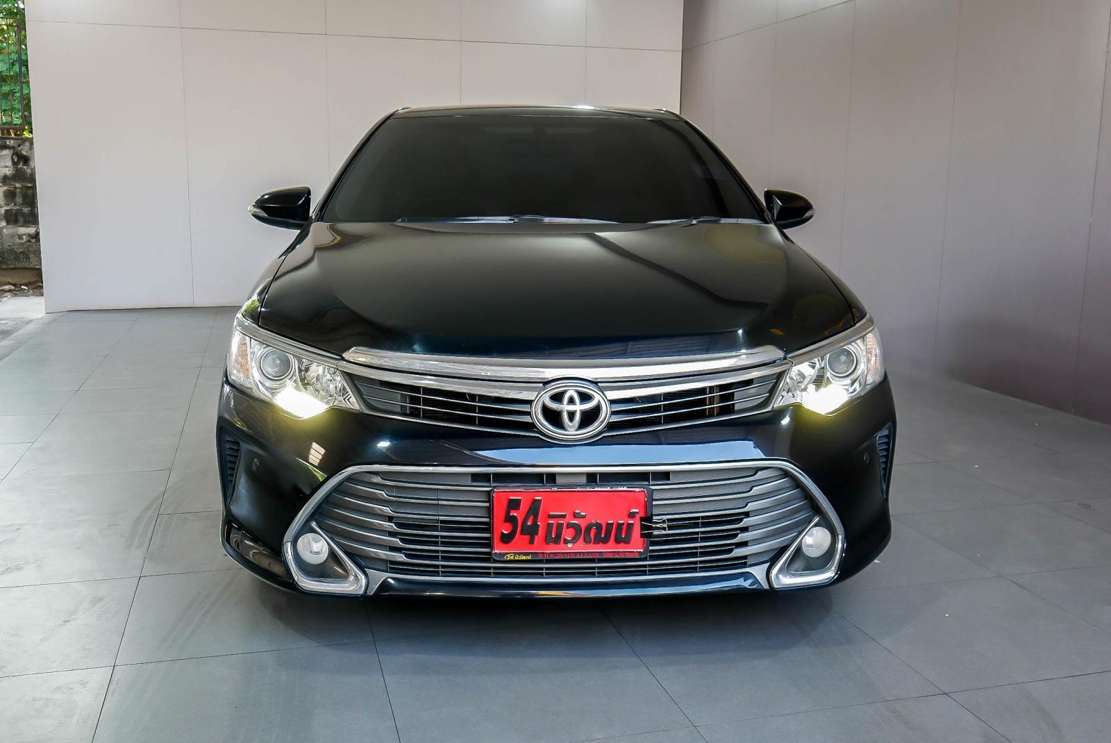 ขายรถ Toyota CAMRY 2.0 G 2015 รถเก๋ง 4 ประตู