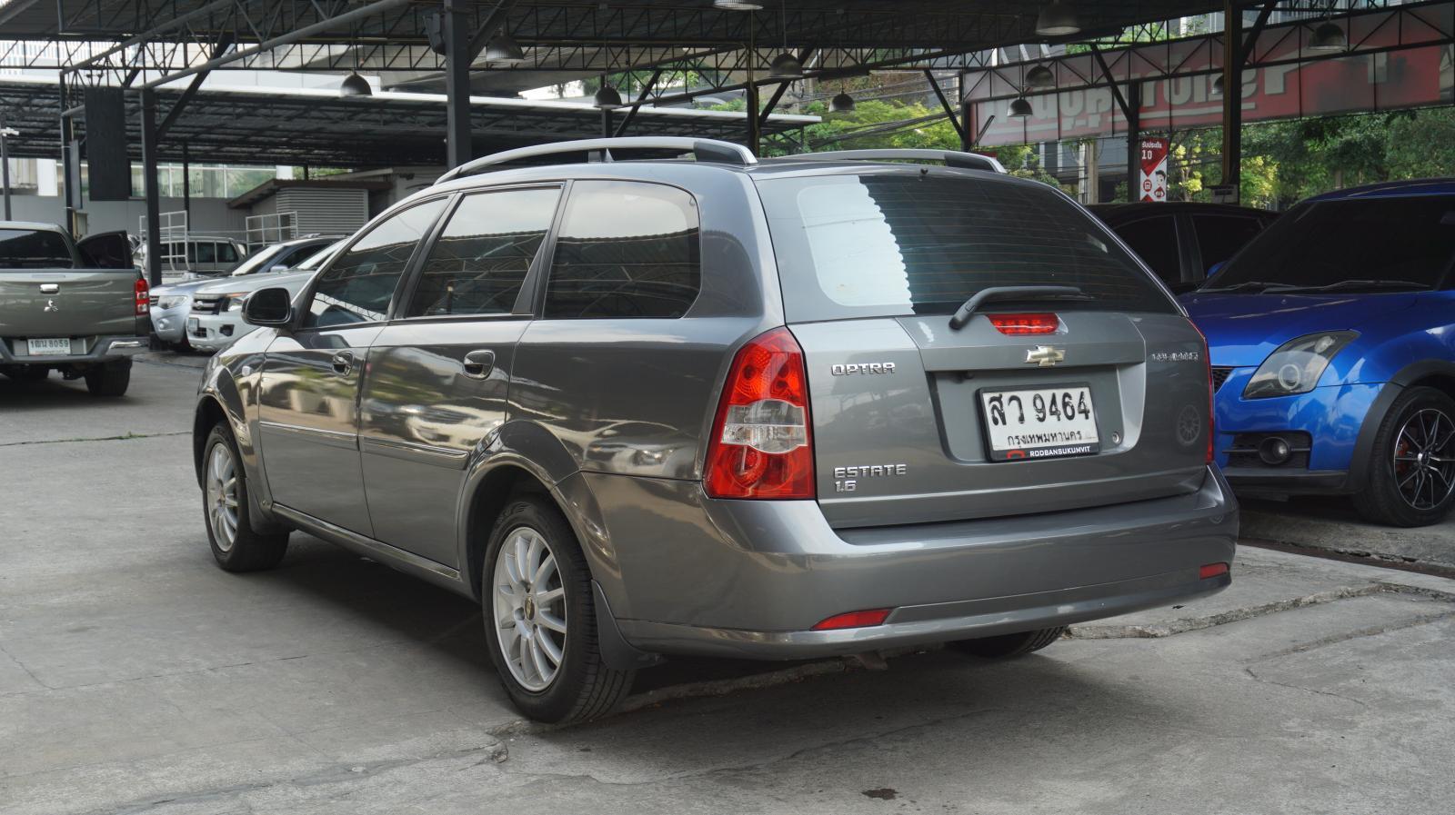 ซื้อขายรถมือสอง 2006 Chevrolet Optra 1.6 LT Estate Wagon AT