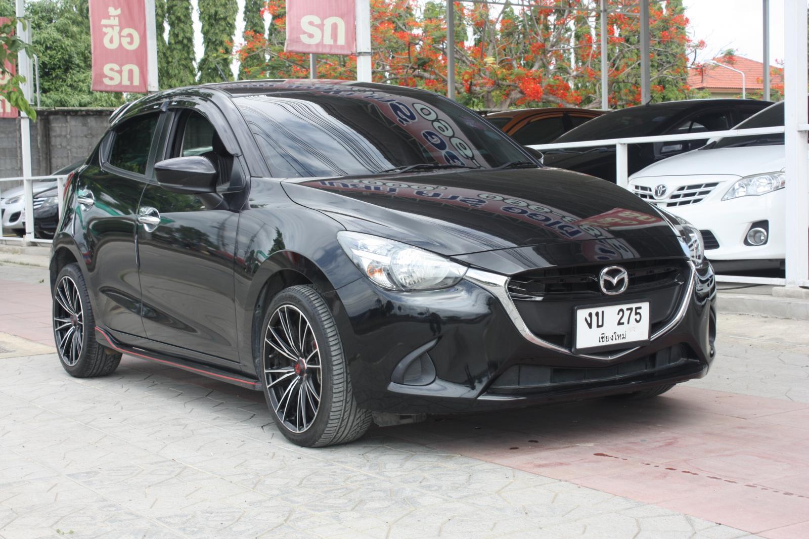 ขายรถ Mazda 2 1.3 High Connect 2018 รถเก๋ง 5 ประตู