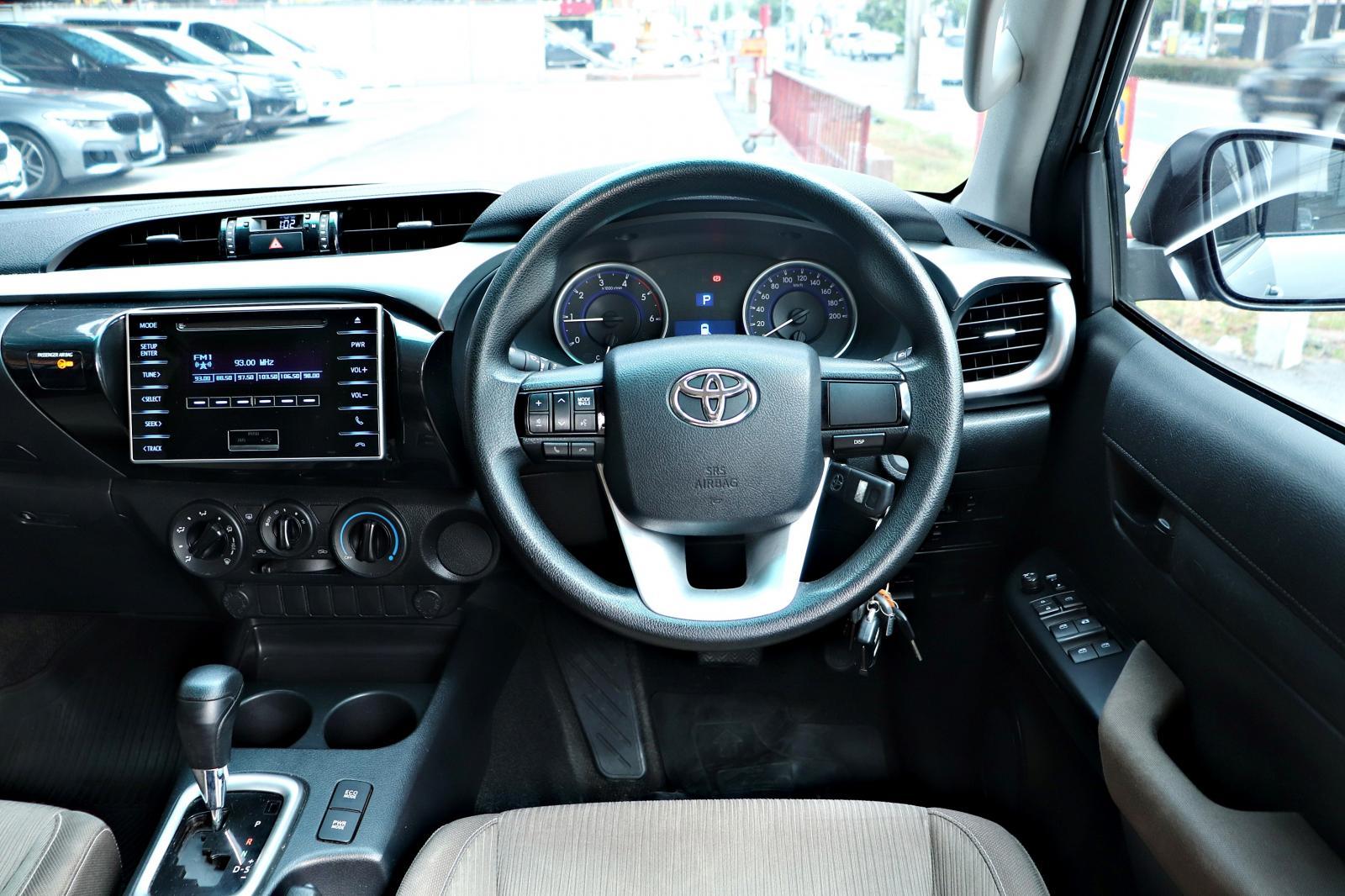 ขายรถ Toyota Hilux Revo 2.4 E Prerunner ปี2016 รถกระบะ