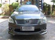 2013 TOYOTA Innova 2.0 (ปี 11-15) V (LPG) Wagon A/T