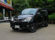 2011 Toyota Avanza 1.5 (ปี 04-11) J Hatchback MT