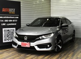 2016 Honda Civic 1.5 FC (ปี 16-20) Turbo RS Sedan AT