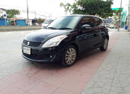 ขายรถ SUZUKI SWIFT 1.2 GLX - 0