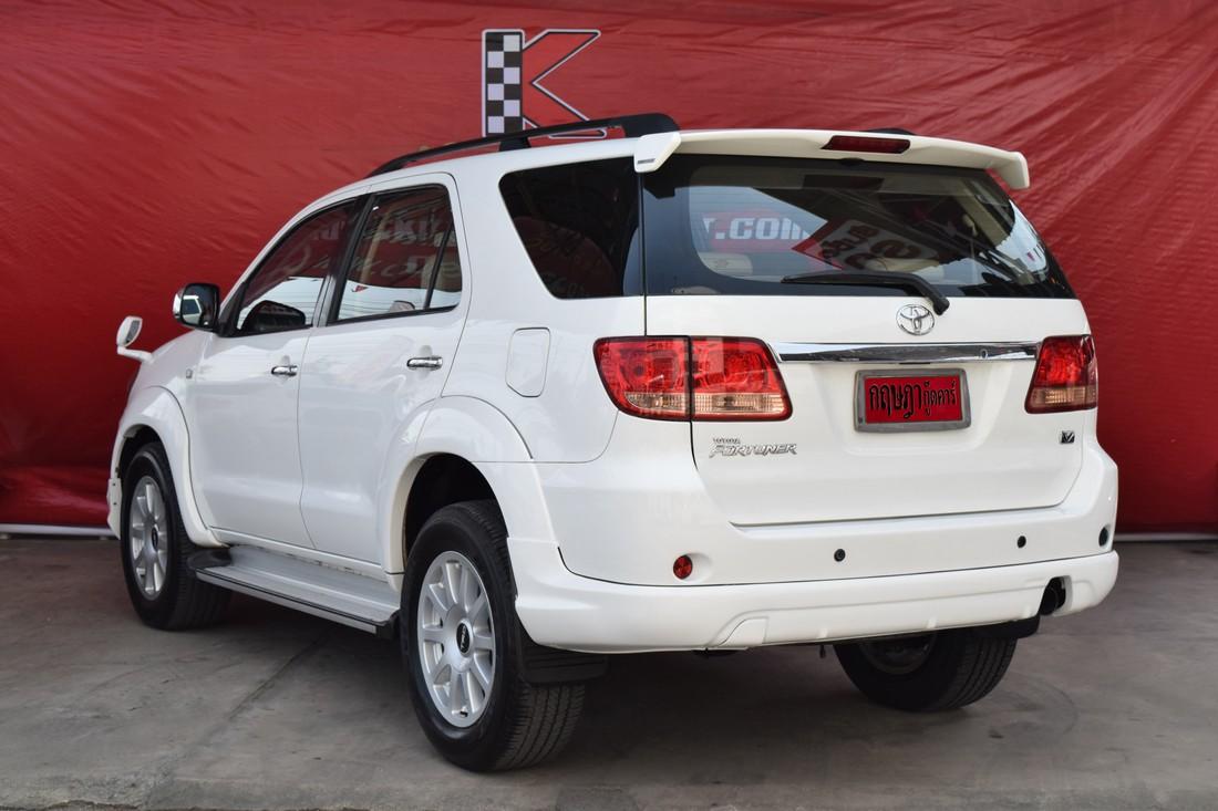 2007 Toyota Fortuner Smart V SUV